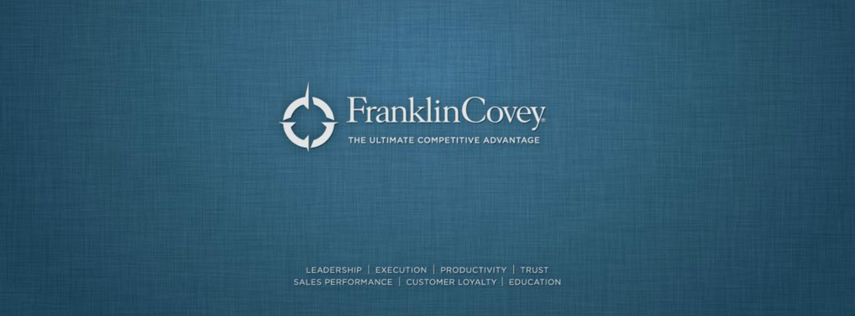 Among other products, the company markets the FranklinCovey planning system, modeled in part on the writings of Benjamin Franklin, and The 7 Habits of Highly Effective People, based on Covey's research. FC Organizational Products, LLC is the official licensee of FranklinCovey products.